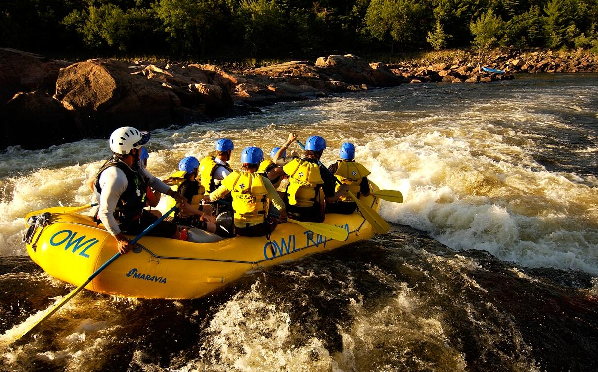 Whitewater Rafting Experience The Thrill Of A Lifetime