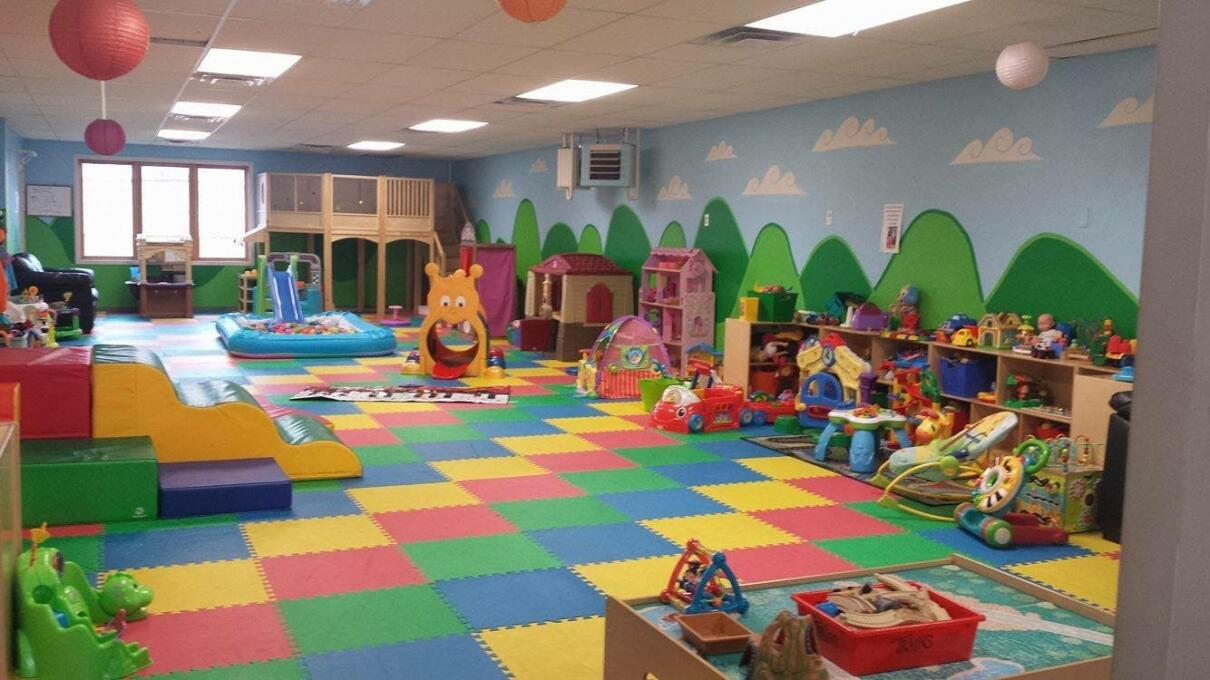 Rainy Days And Everyday Indoor Play Areas For Kids In