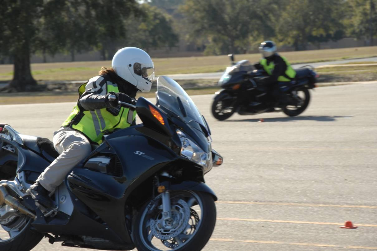 Bmw Motorcycle Training Course