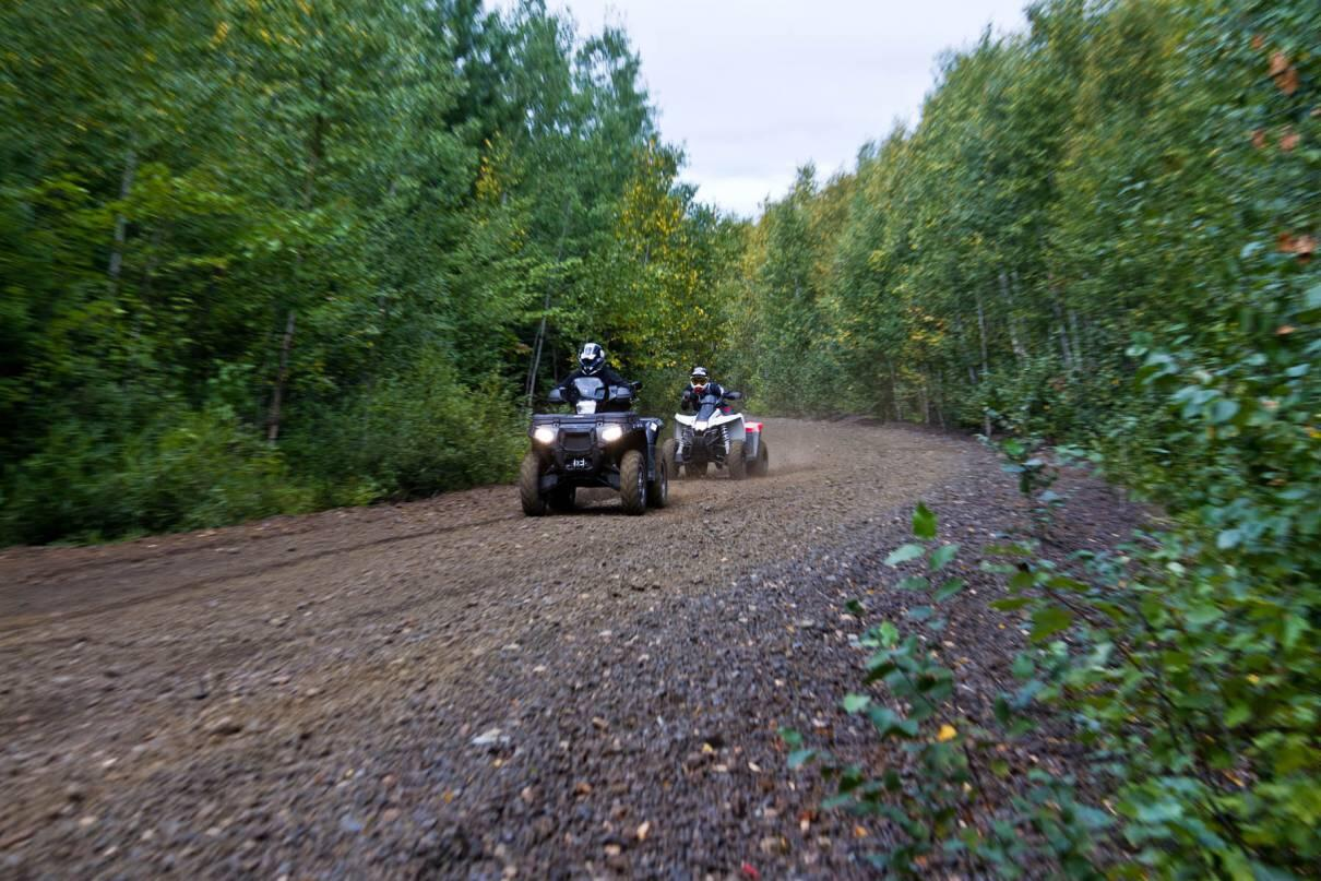 Areas You Can Atv In Southern California Map.Atv Trails In Ontario Northern Ontario Travel