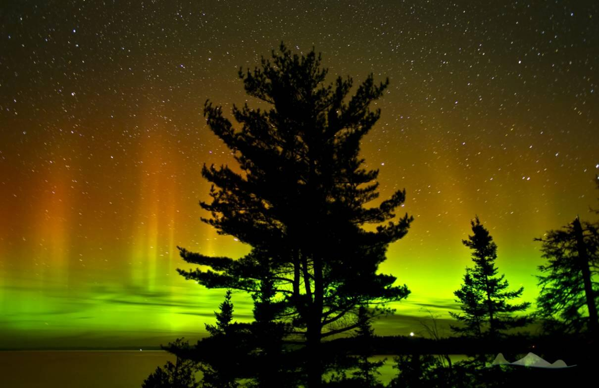 Sault Ste Marie >> Under The Aurora Borealis: This Should Be On Your Bucket List! | Northern Ontario Travel