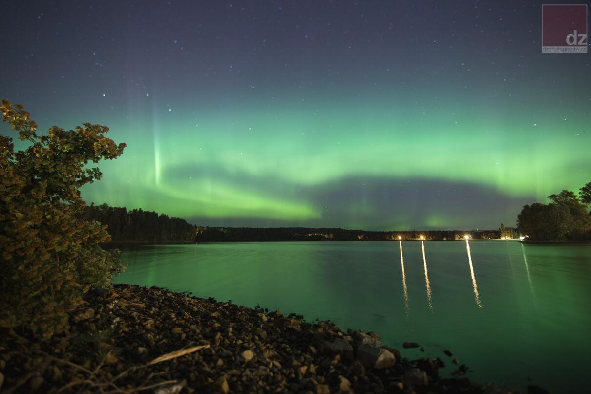 how to see northern lights in september