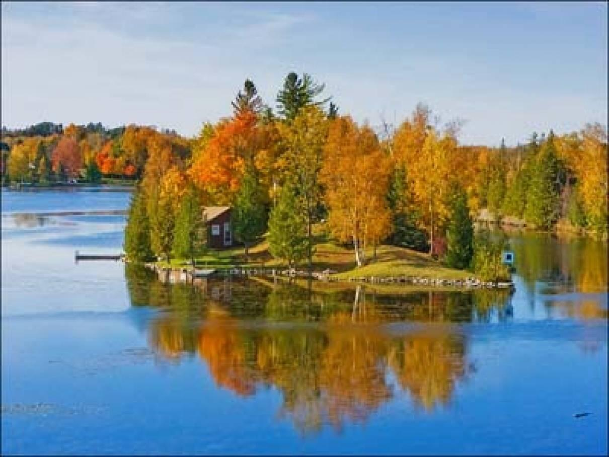 Experience The Colours Of The Kawarthas This Fall