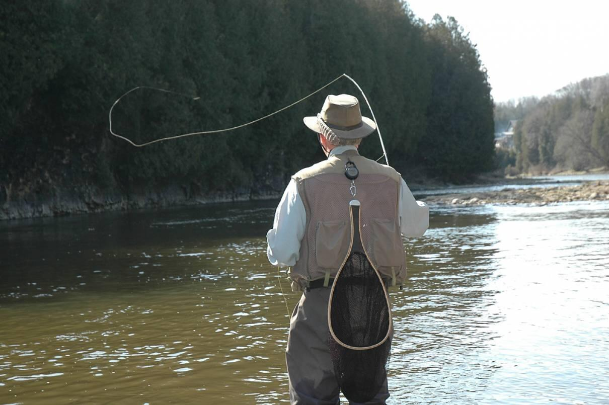 Grand river fly fishing northern ontario travel for Fly in fishing ontario