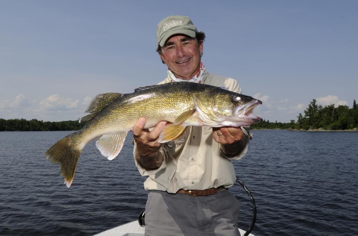 How to determine the age of a walleye yellow perch or for How to go fishing