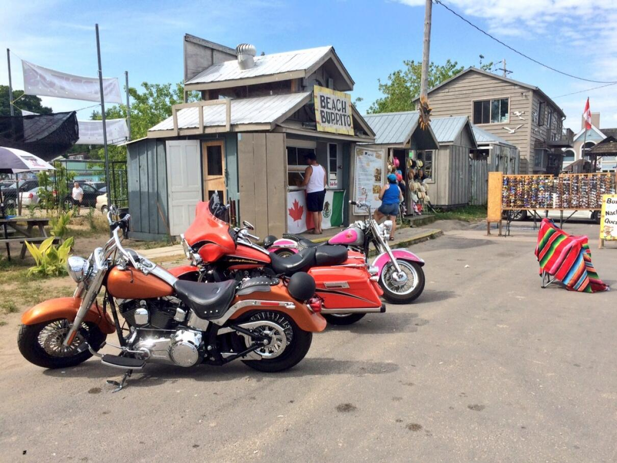 Tips for Motorcycling to Southern Ontario's Best Beaches ...
