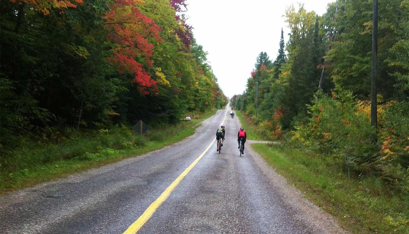a guide to cycling on st joseph island northern ontario