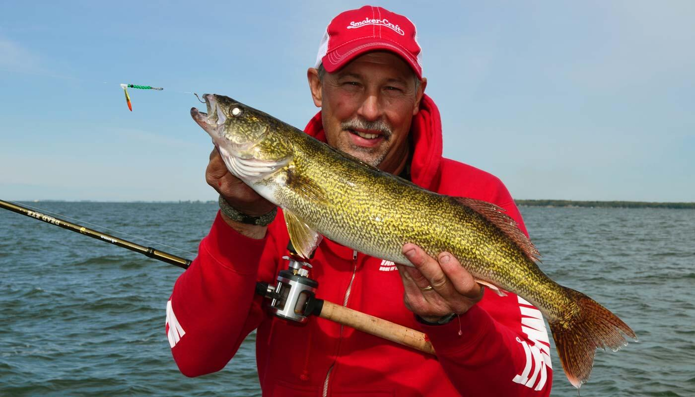 Roll Your Own: Learn How to Tie Your Own Walleye Spinners | Northern ...