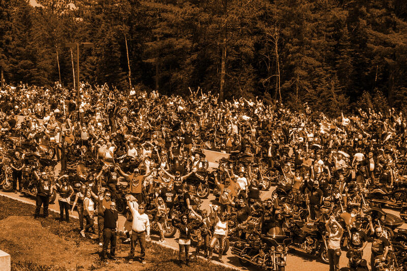 A History of Motorcycle Events in Ontario | Northern Ontario Travel