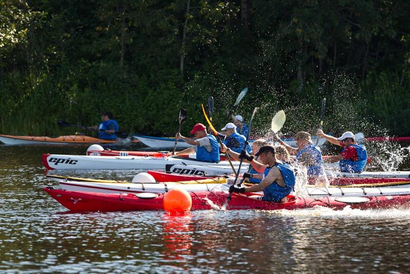 The Best Little Kayak Festival You've Never Heard Of - The Great