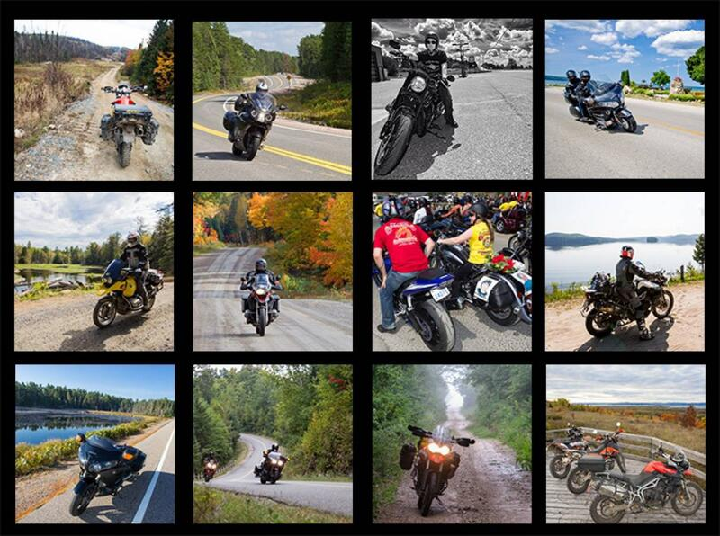 The Best of Ontario Motorcycle Touring Bucket List