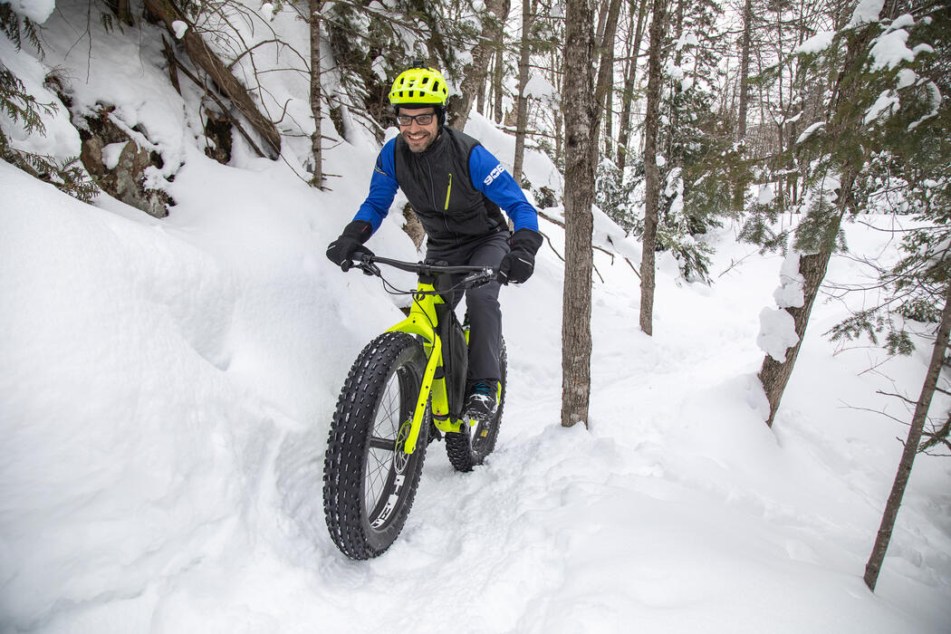 fat-biking