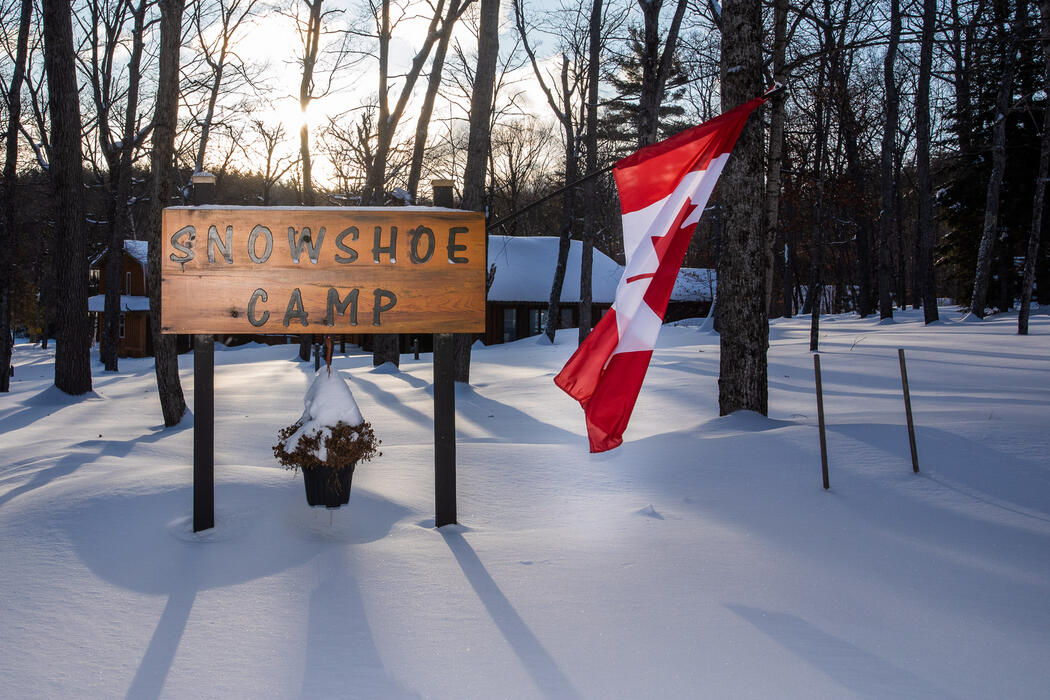 snowshoe-camp
