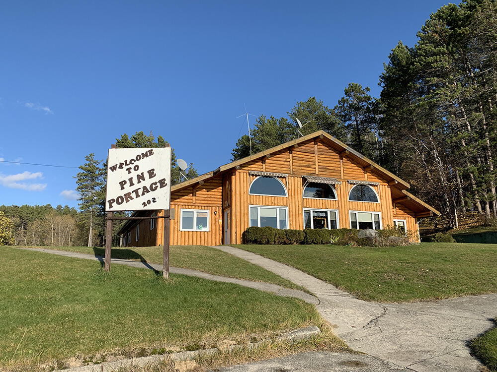 Pine Portage Lodge