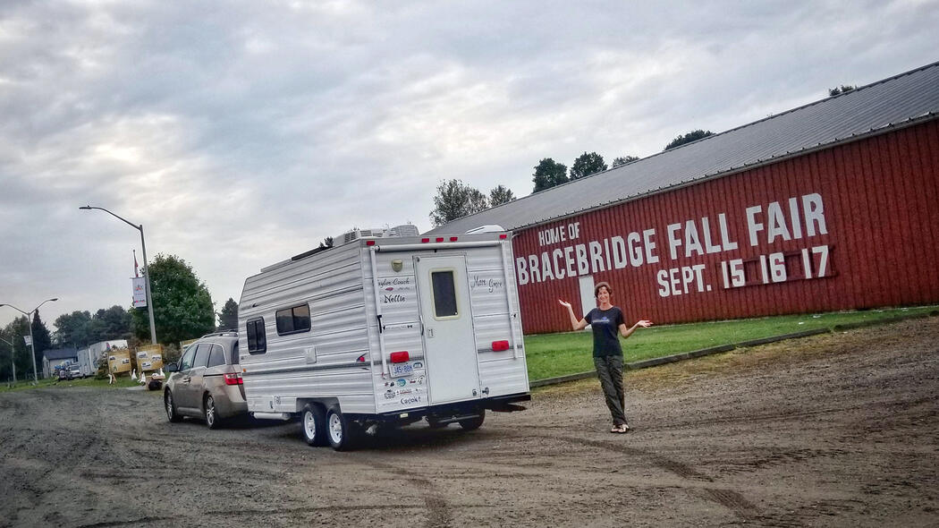 The Bracebridge Fall Fair is an easy weekend getaway from the city