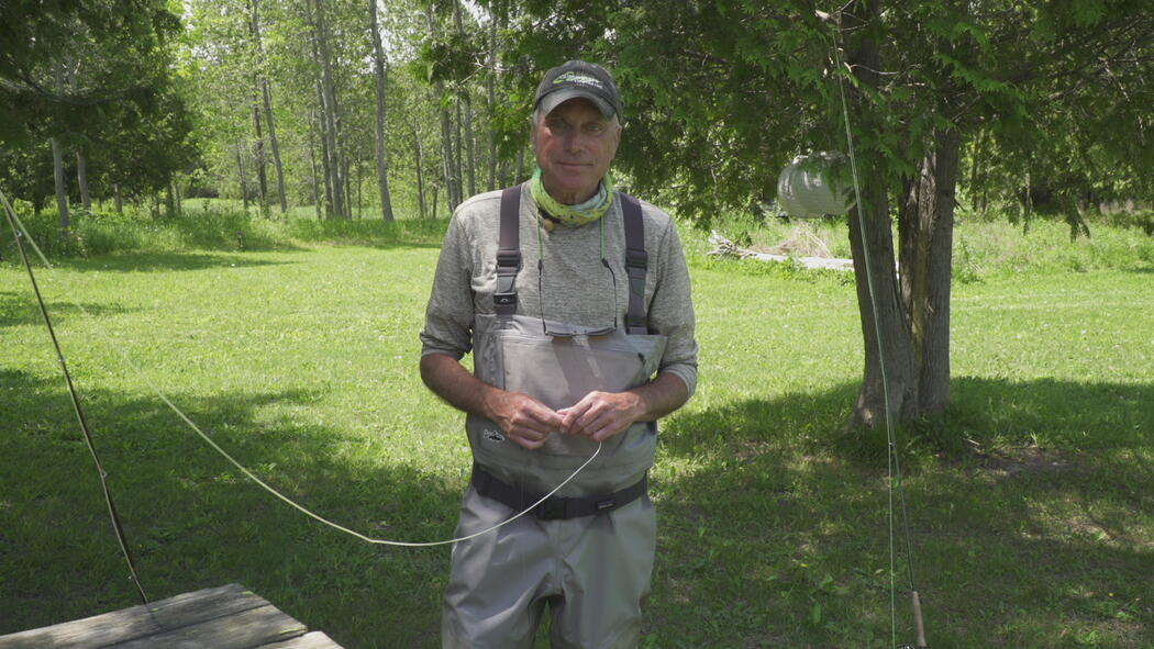 calmwaters fly fishing guide
