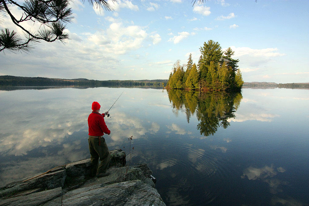 Get tips on how to catch brook trout in Algonquin Park | Northern ...