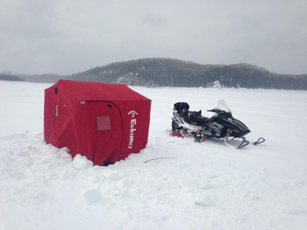 Ice Fishing Preparation and Safety | Northern Ontario Travel
