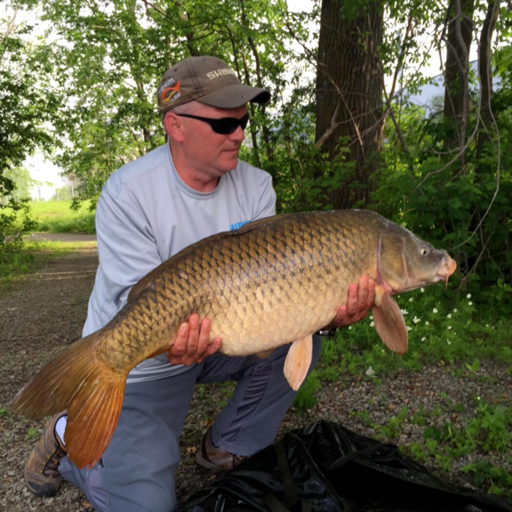 World Class Carp Fishing In Ontario With Len Perdic And Gord Pyzer Northern Ontario Travel