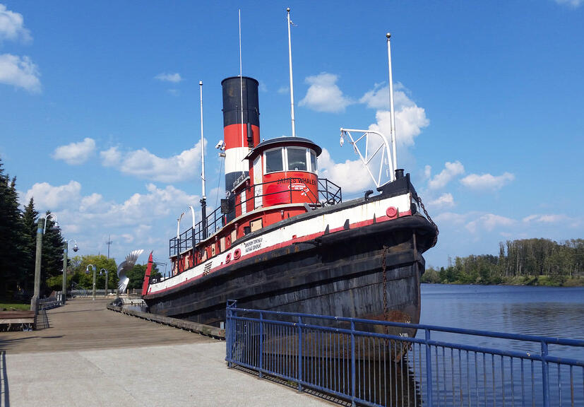 The James Whalen Tugboat