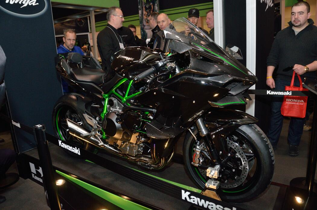 Three Toronto Motorcycle Shows to Get You Through the Winter
