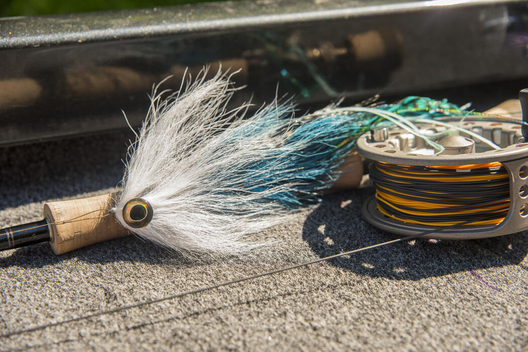 muskie fly