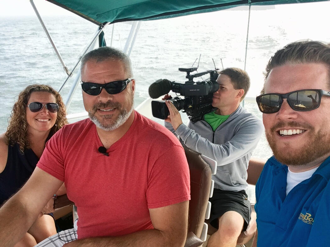 Powerboat Television visits Thunder Bay, Ontario