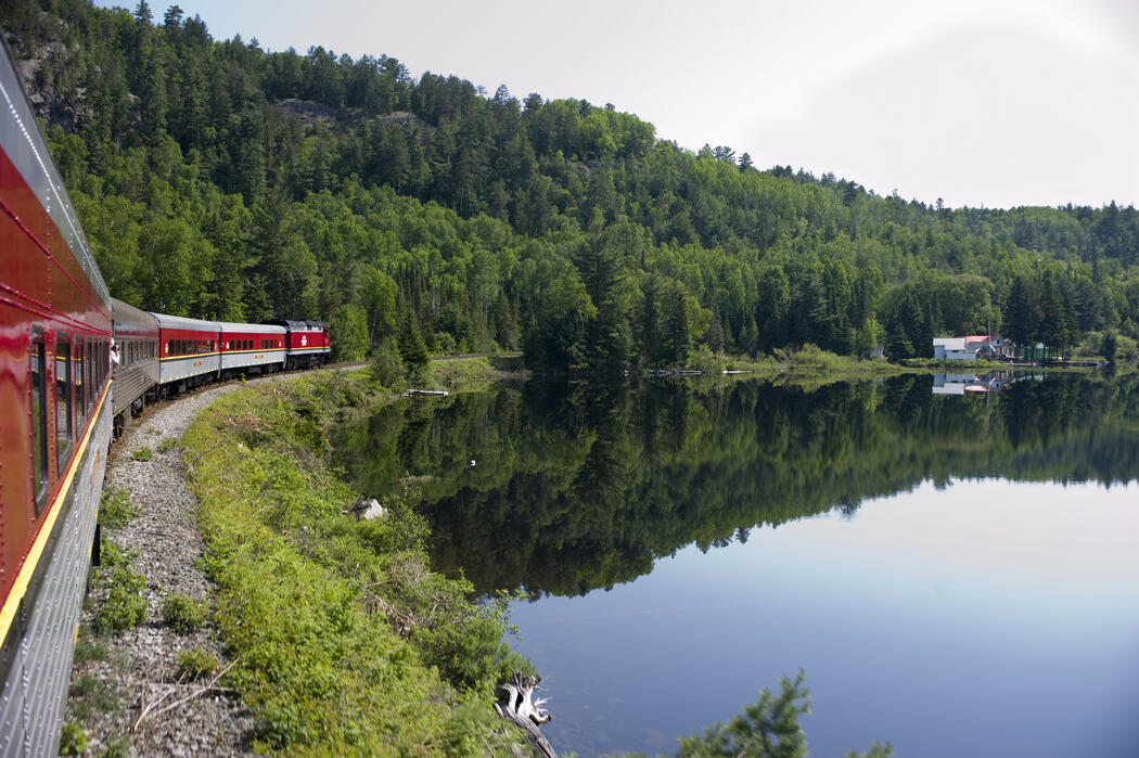 The Agawa Tour Train: A Canadian Natural Wonder in Sault Ste