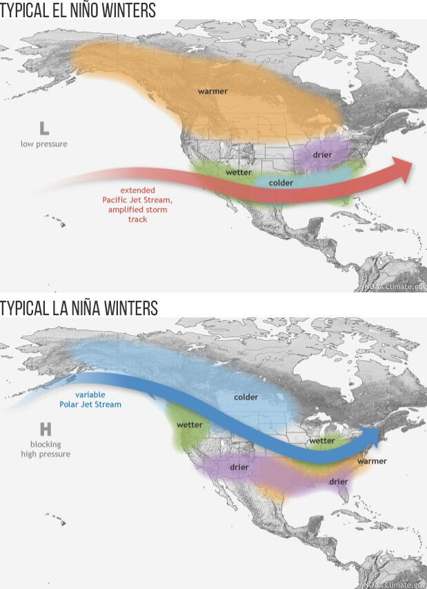 Winter Weather Forecast 2018 2019—Ontario Snowmobilers in