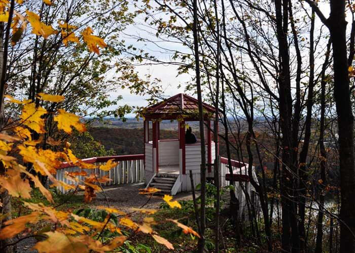 elliot lake fire tower lookout cupola