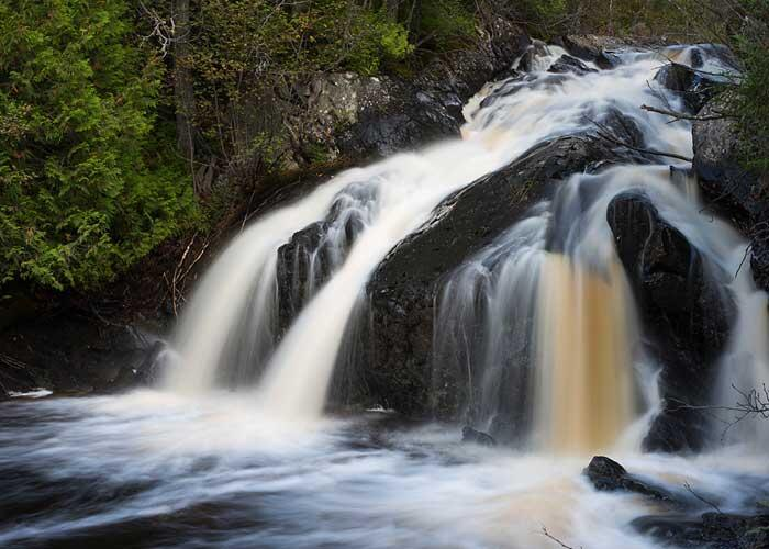 james smedley waterfall michipicoten bay