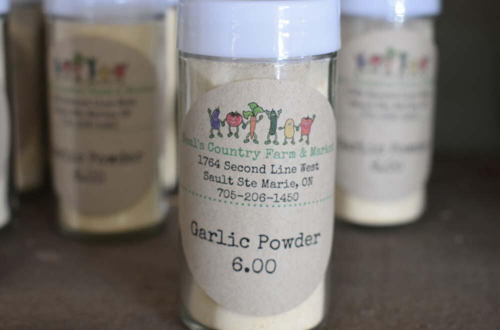 neal's country market garlic powder