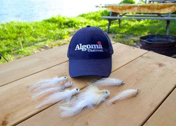 algoma hat and flys
