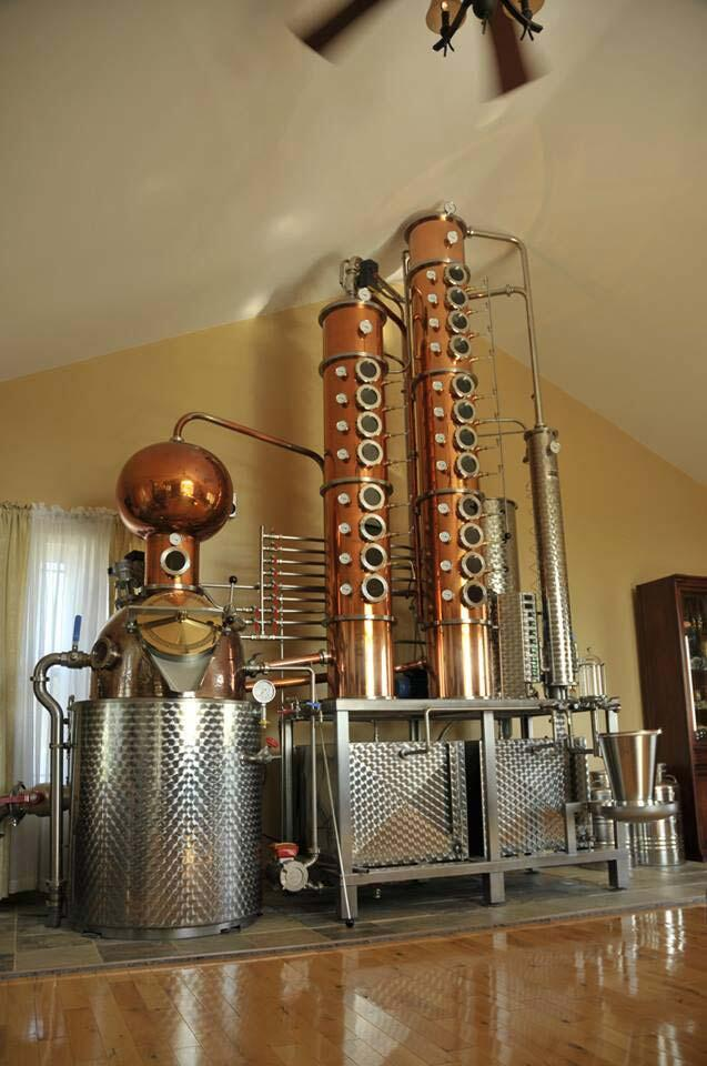 rheault distillery still