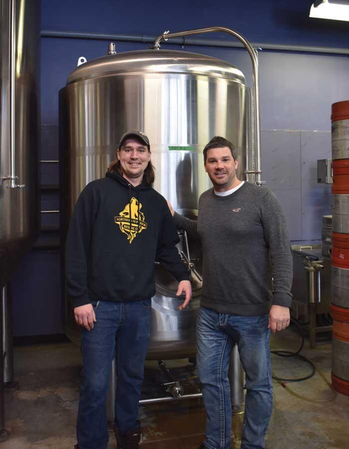 northern breweries brewmaster and gm