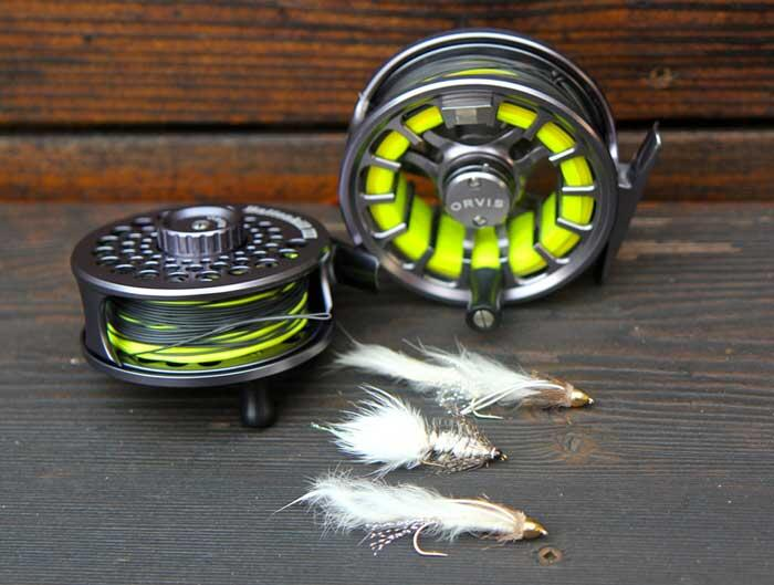 sink tip lines and streamers