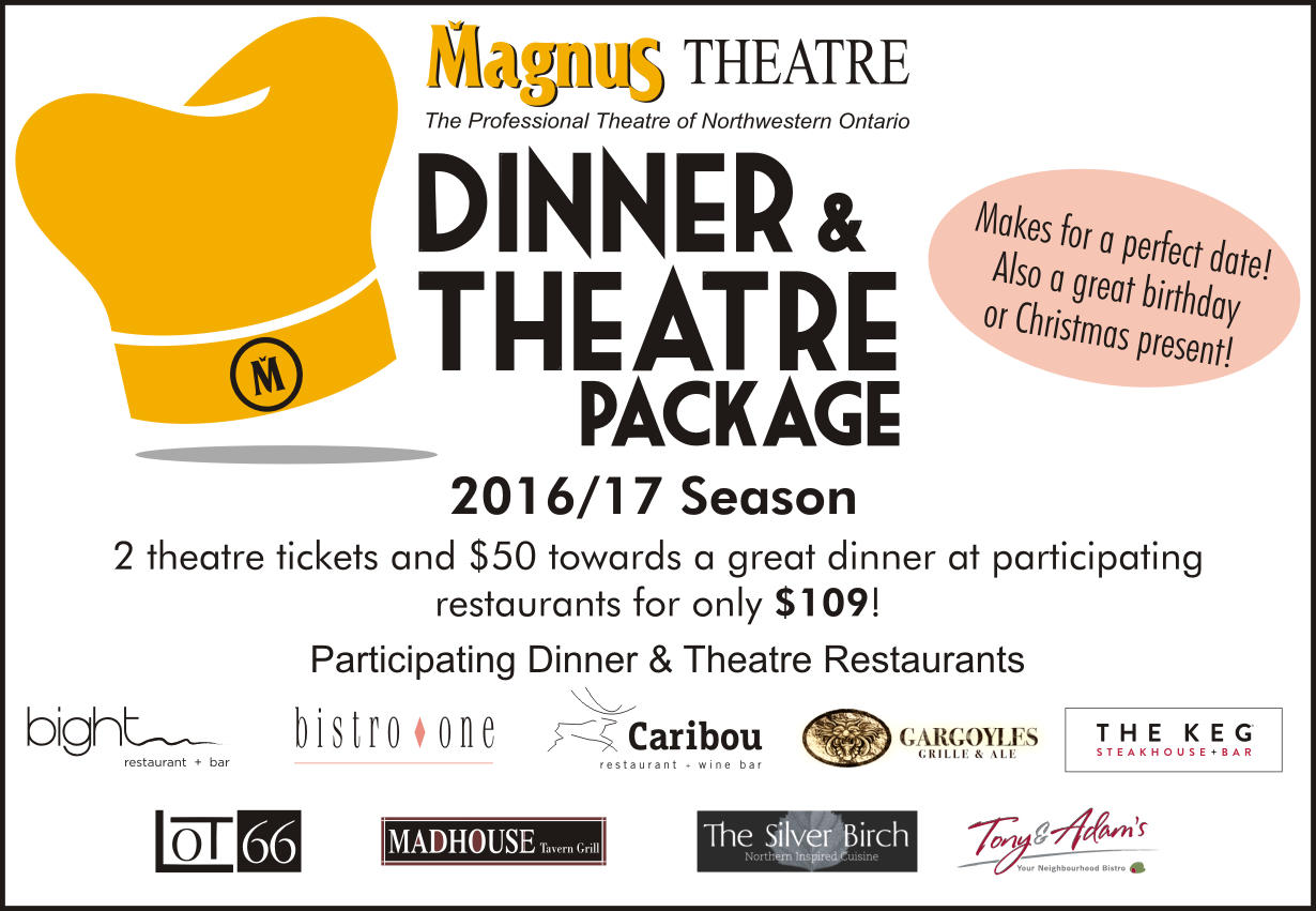 Curtain Call Please On Stage At Magnus Theatre Northern Ontario Travel