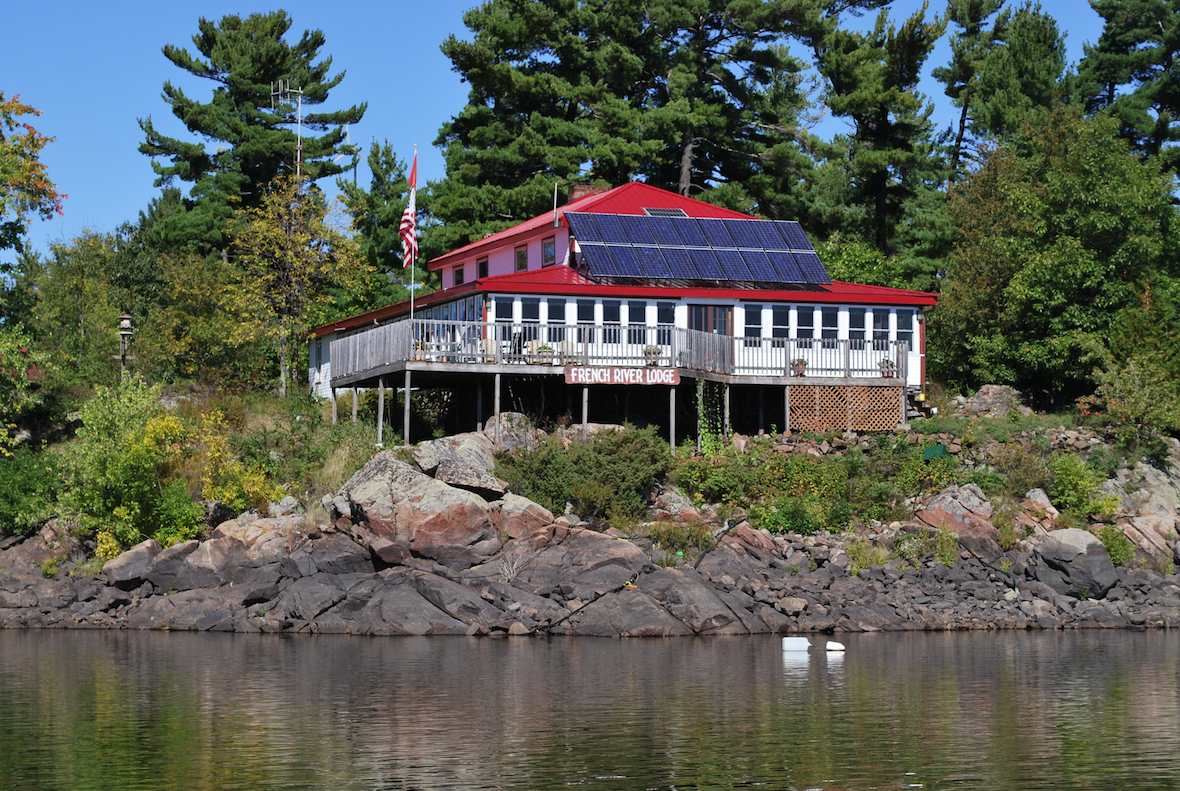 canada 150 discovering the french river northern ontario travel rh northernontario travel french river cottages pei french river cottages for rent