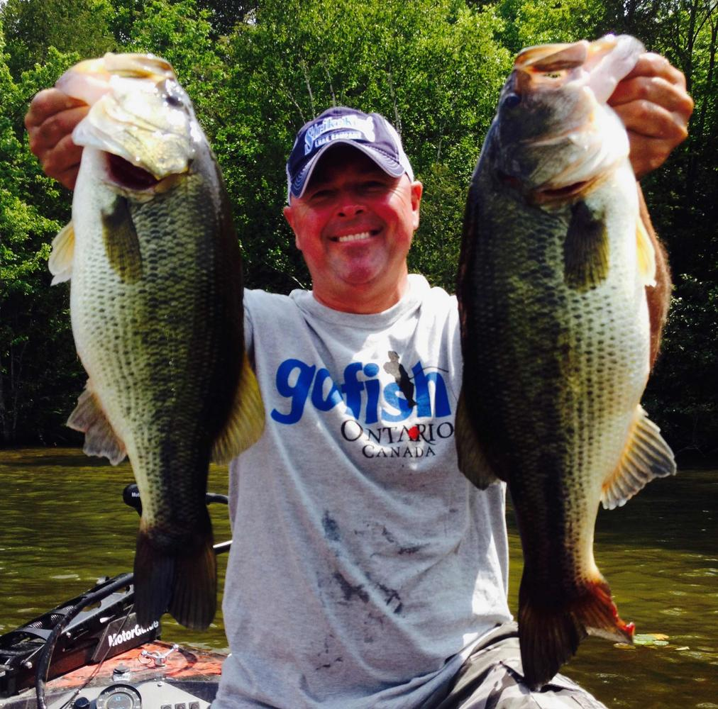 Bass fishing ontario s northern wilderness northern for Bass fishing websites