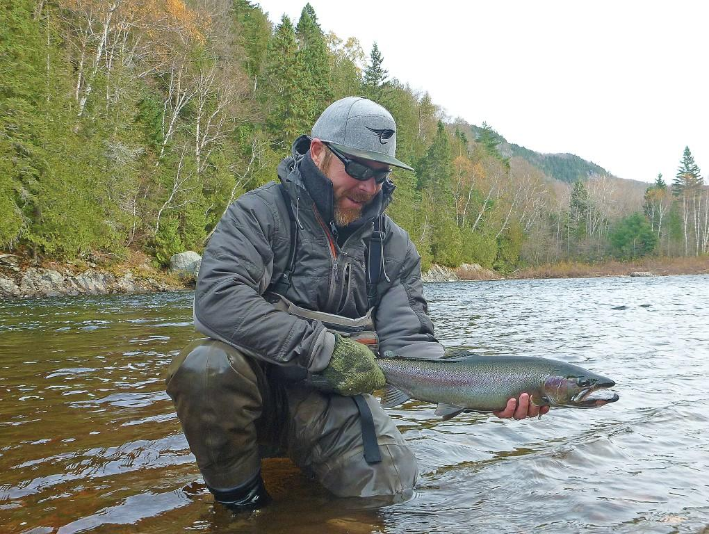 Beginner fly fishing northern ontario travel for Beginning fly fishing