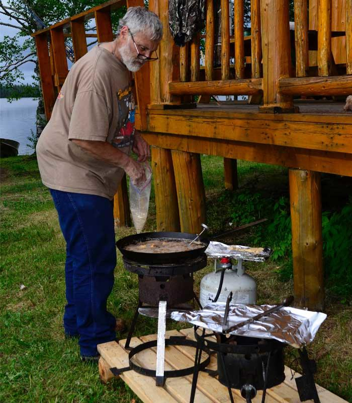 Master the campfire fish fry with these simple tricks for Best oil for frying fish