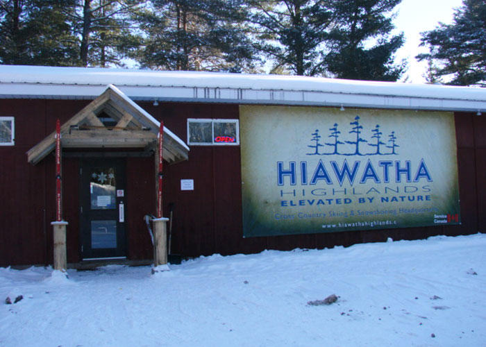 hiawatha highlands lodge