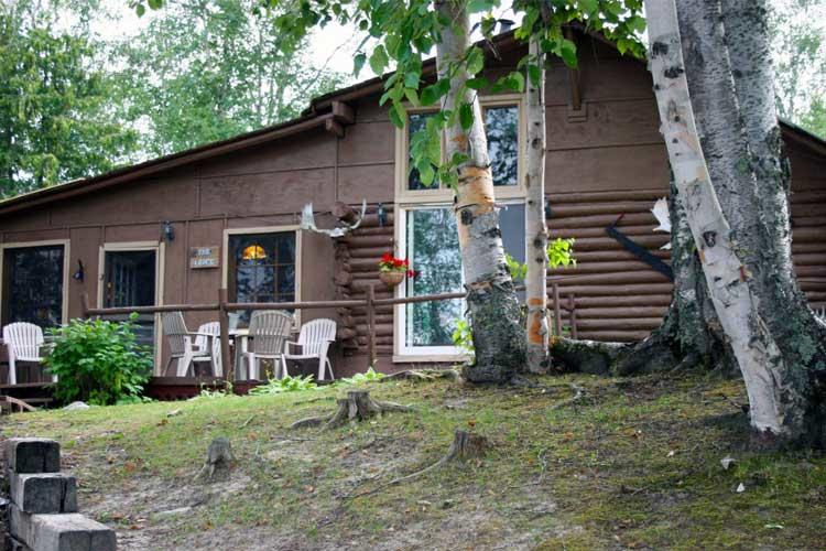 williams lake lodge cabin