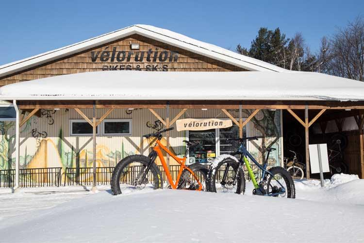 velorution bike shop