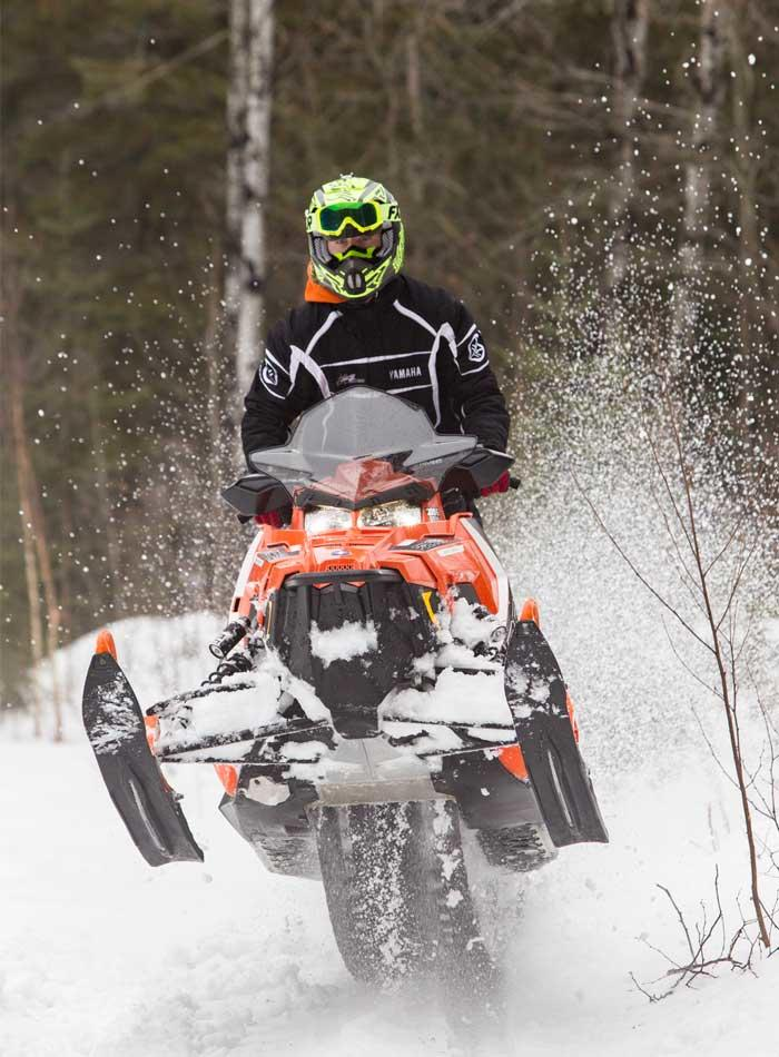 snowmobile boondocking