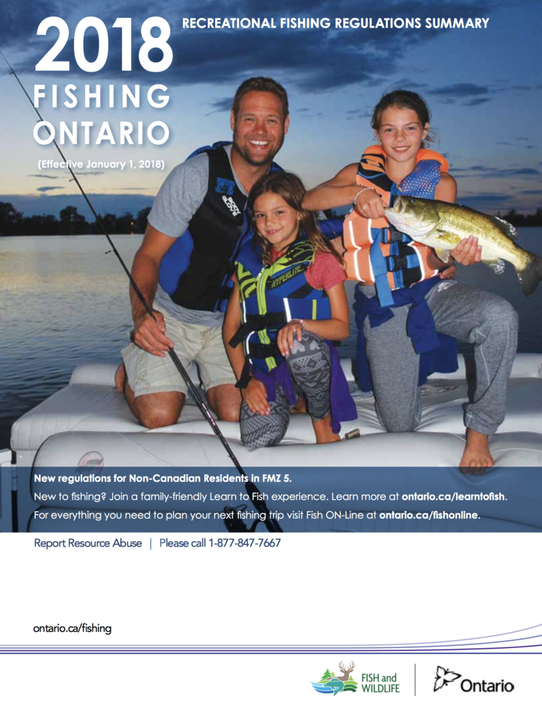 how to get (or renew) your ontario outdoors card or ontario fishing