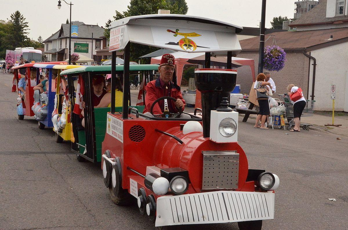 Westfort Street Fair Northern Ontario Travel