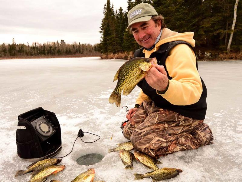Northern ontario travel stories tips and great deals for Ice fishing deals