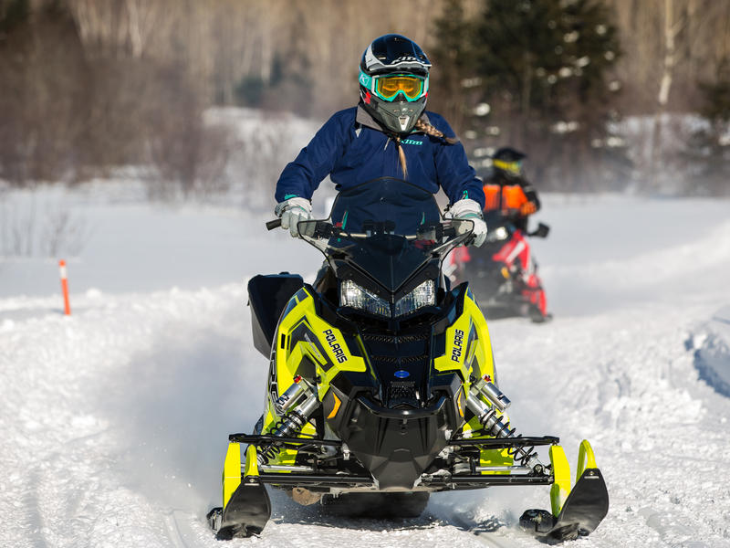 A Beginners Guide to Snowmobile Touring—Things to Consider