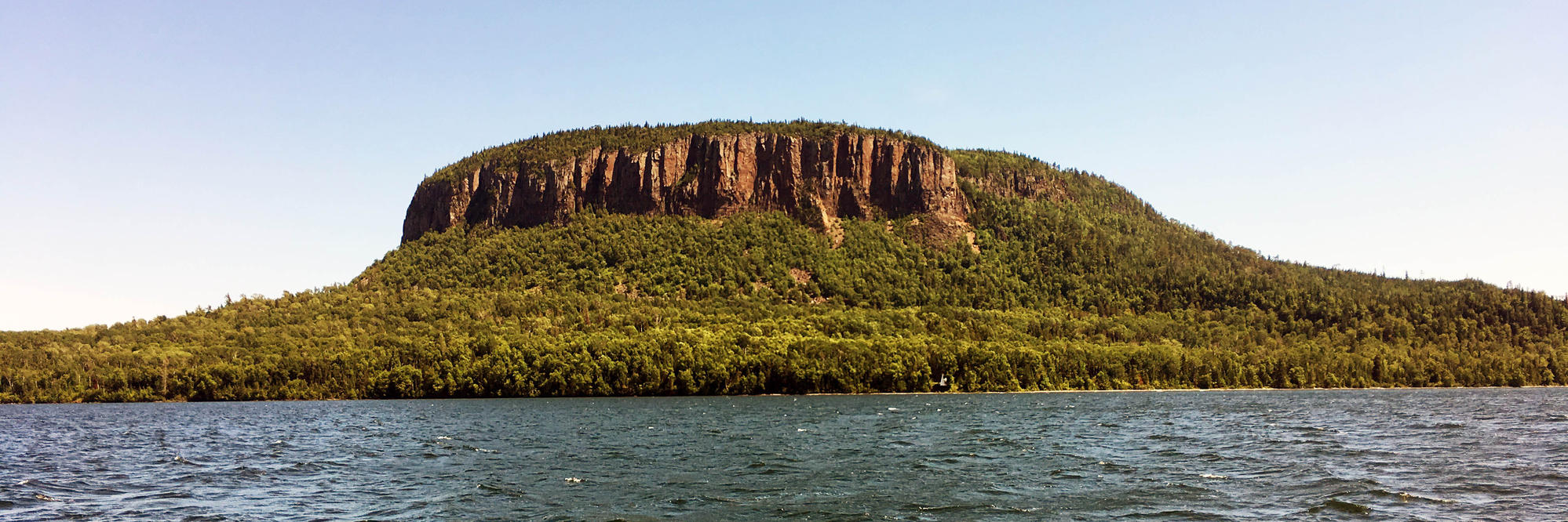Pie Island, Thunder Bay, Ontario
